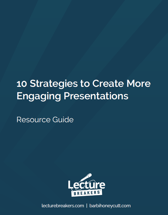 Resource Guide: How to Create More Engaging Presentations