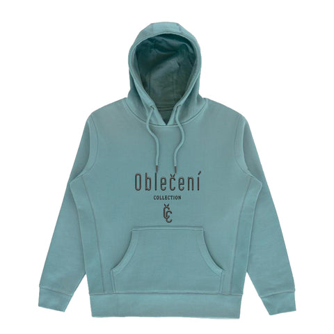 Hoodie Obleceni Collection (Aqua)