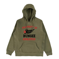 Hoodie Property Of (Army Green)