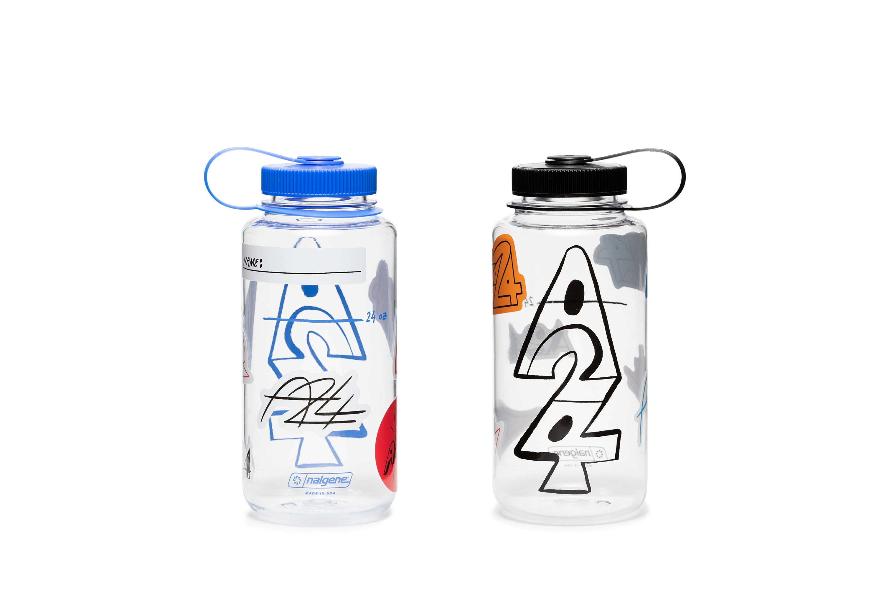 Customizable Nalgene Water Bottle