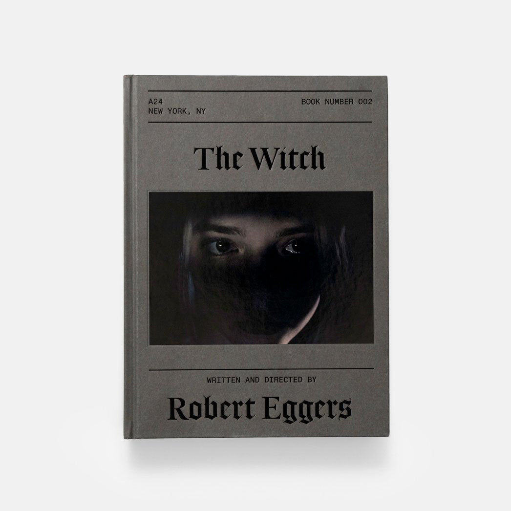 The Witch Screenplay Book