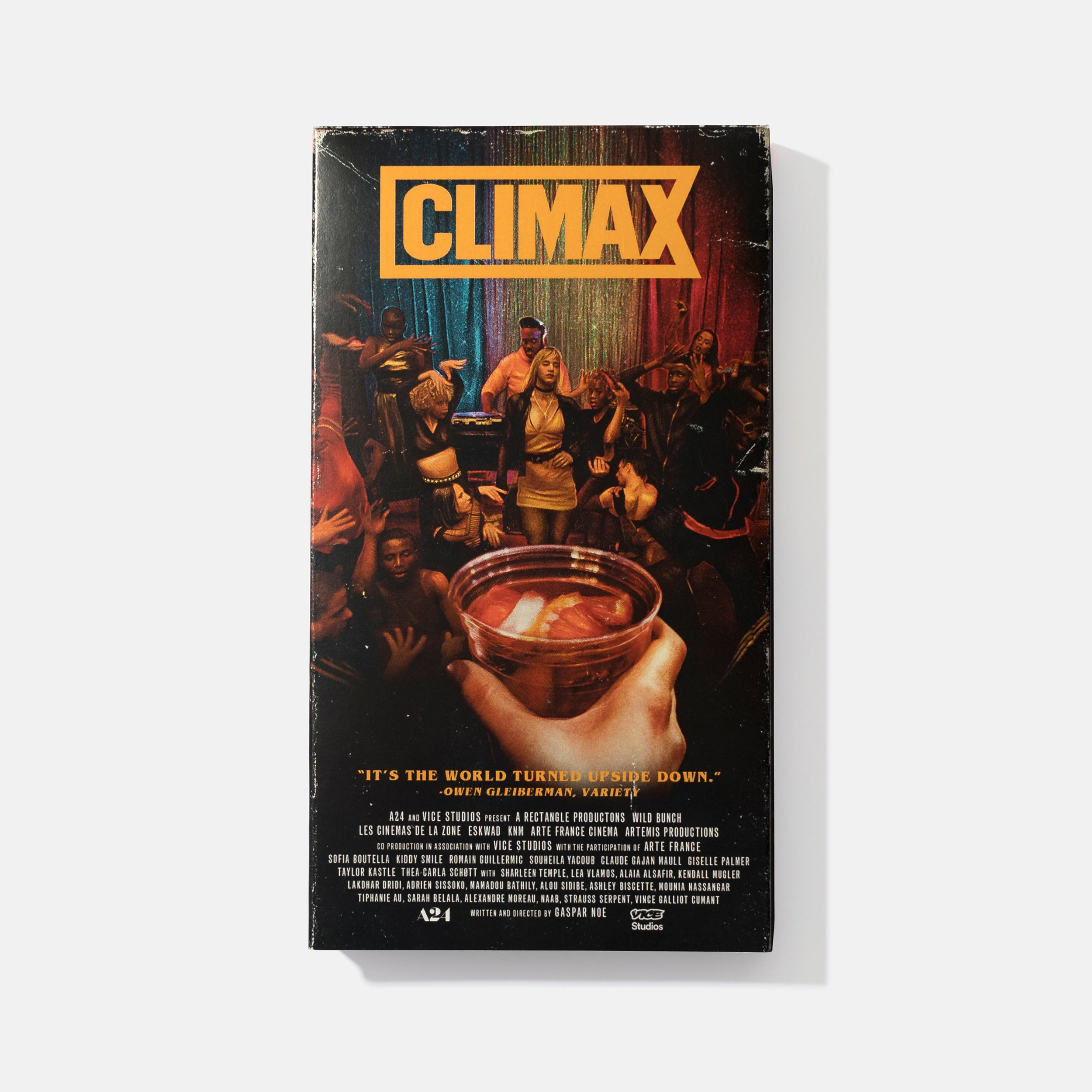 Climax Limited Edition VHS