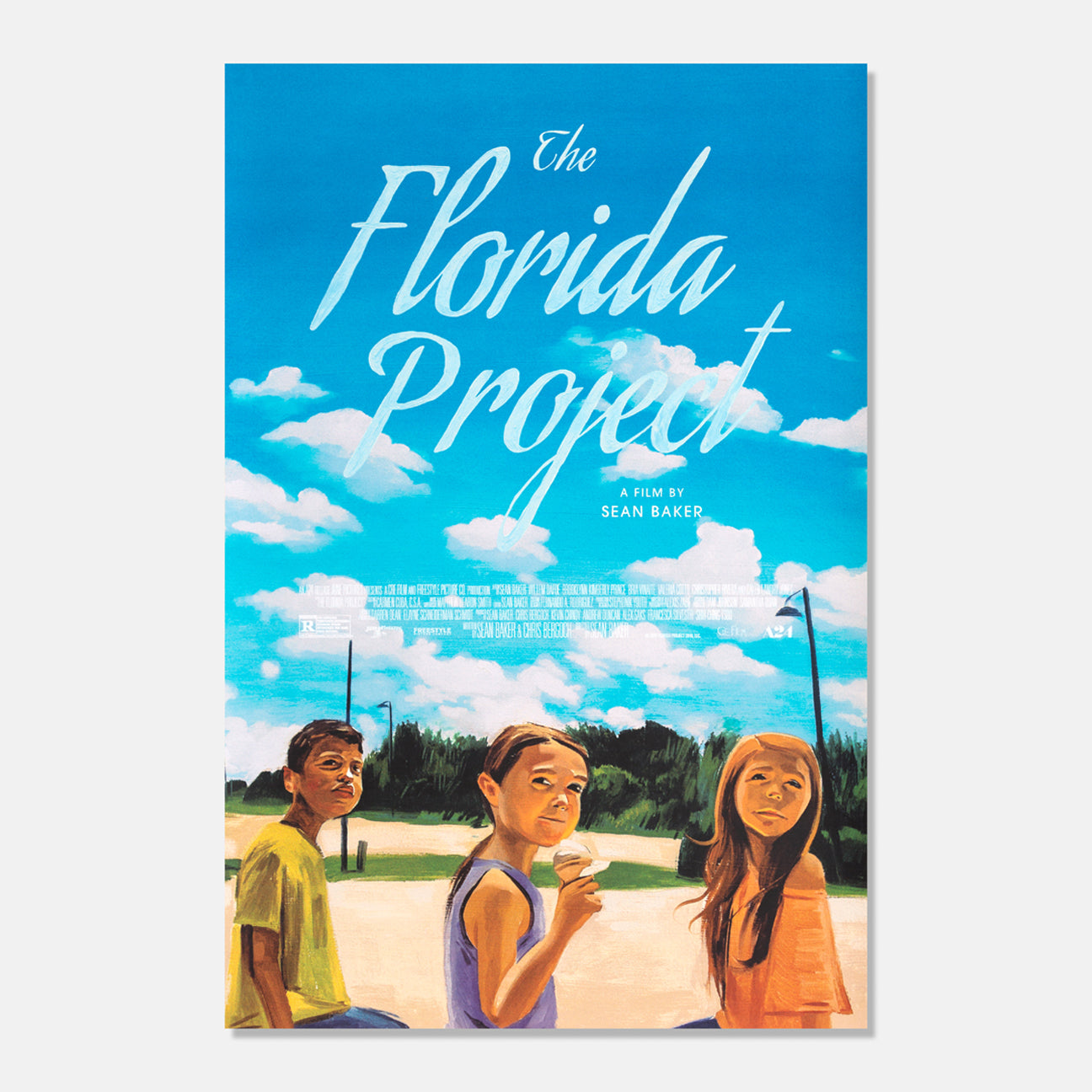 The Florida Project by Sam McKinnis
