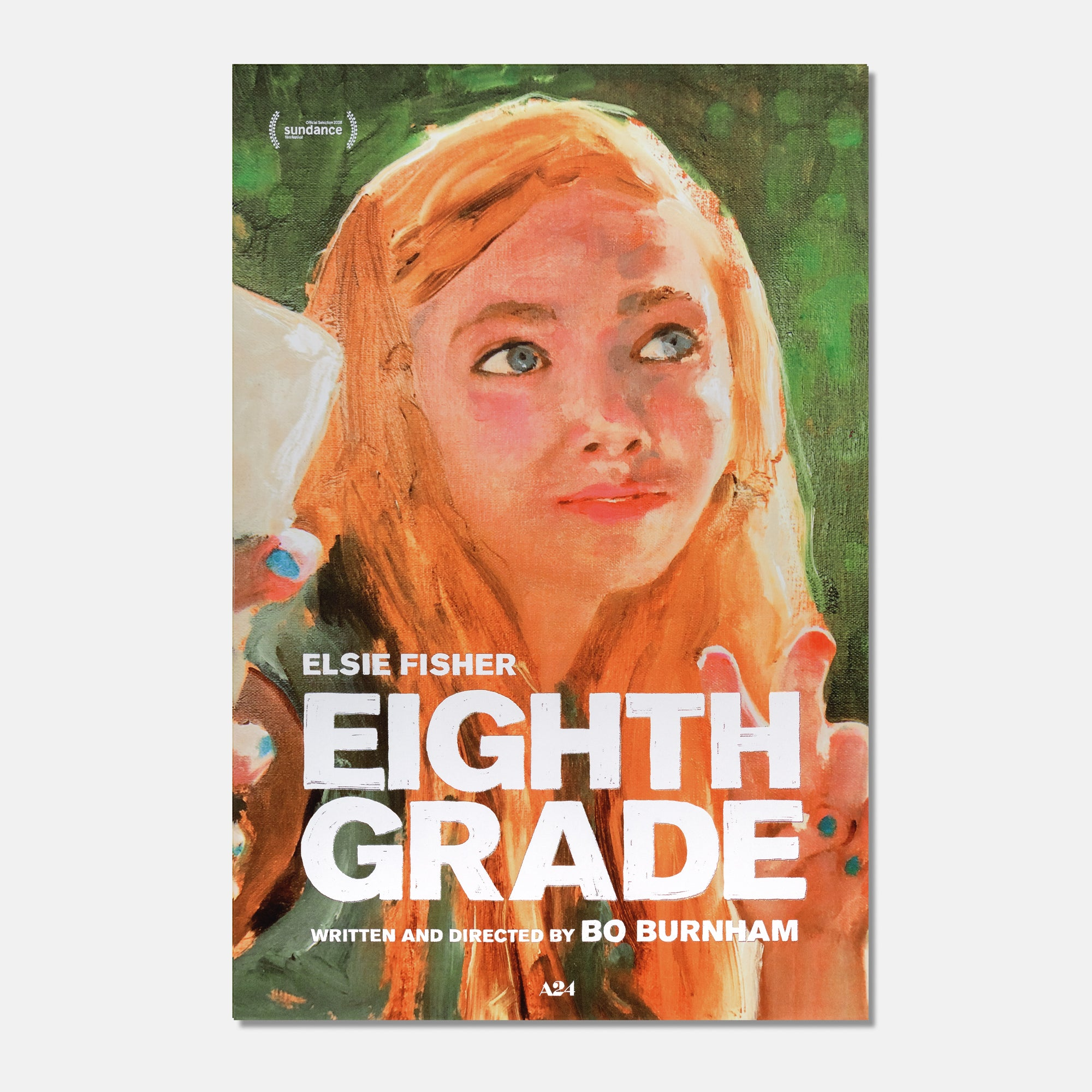 Eighth Grade by Jenna Gribbon