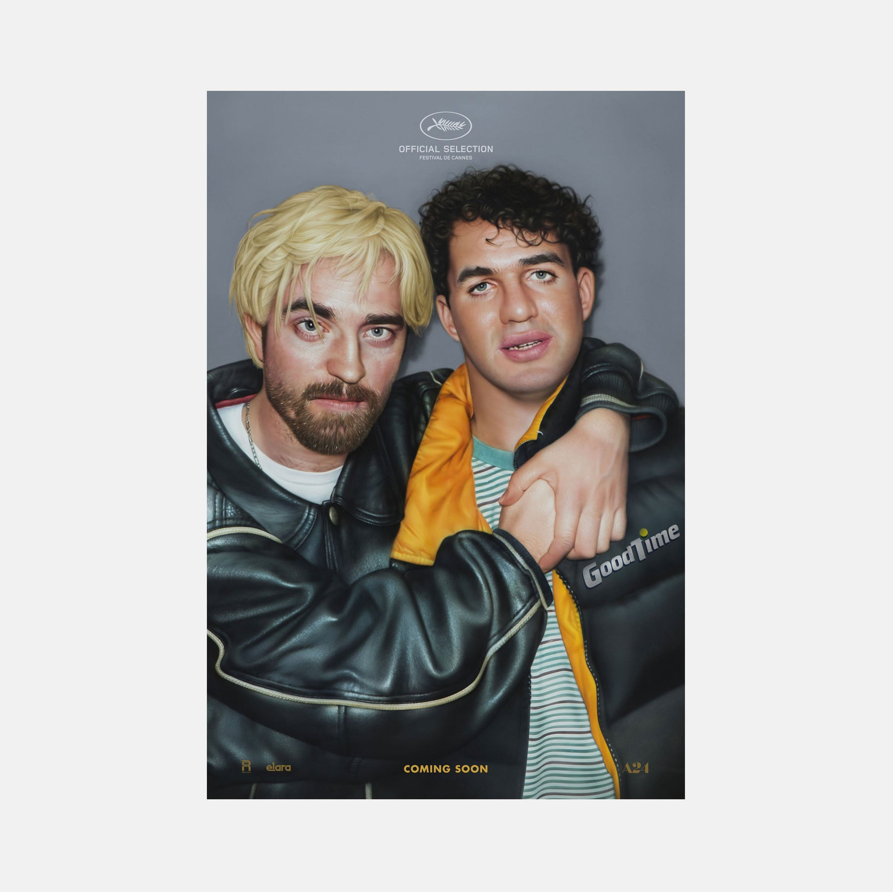 Good Time Printable Airbrush Poster