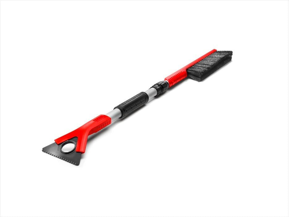 Telescopic Snow Brush and Ice Scraper