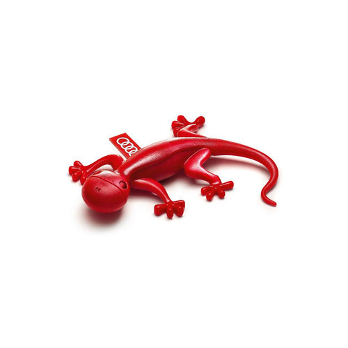 Audi Gecko Air Freshener - Red
