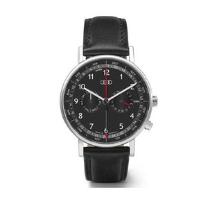 Men's Audi Business Watch w/ Calendar Weeks