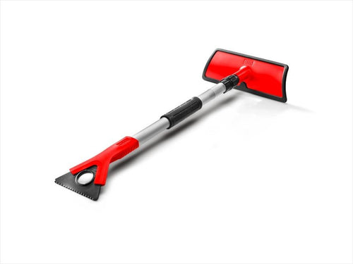 Telescopic Snow Shovel w/ Ice Scraper