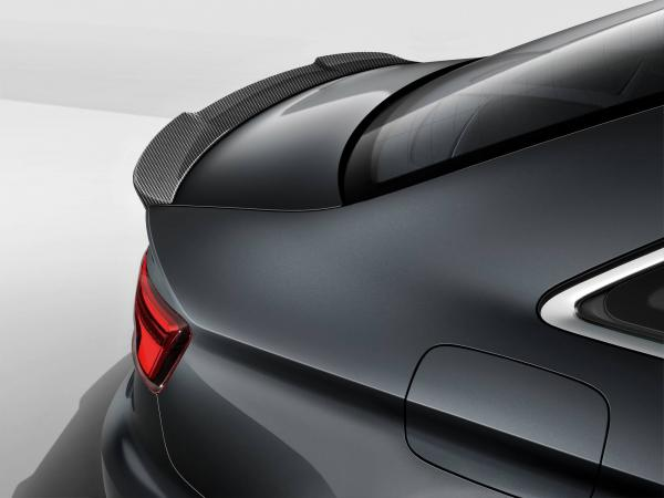 Carbon Fiber Trunk Lid Spoiler- Varies by Models