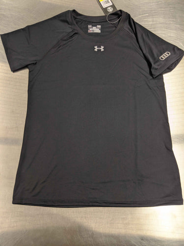 Womens Black Under Armour T-Shirt