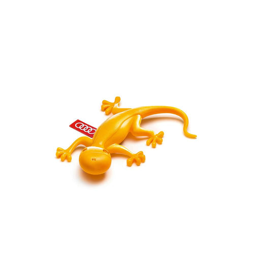 Audi Gecko Air Freshener - Yellow