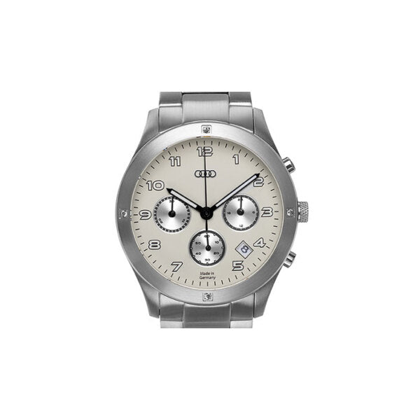 Women's Chronograph Premium Audi Watch