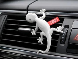 Audi Gecko Air Freshener - Grey