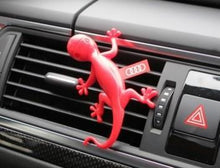 Load image into Gallery viewer, Audi Gecko Air Freshener - Red