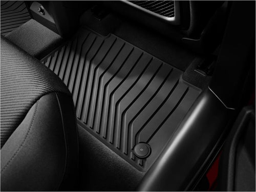 e-tron All Weather Rubber Rear Floor Mat Set