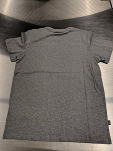 Men's Grey Audi Rings T-Shirt