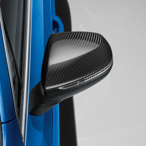 Carbon Fiber Exterior Mirror Housings