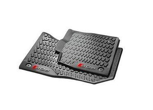 2018+ SQ5 All Weather Rubber Front Floor Mat Set