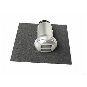 12V Socket Dual USB Adapter