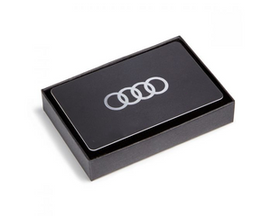 Audi Midtown Accessories e-Card