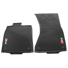 Load image into Gallery viewer, <2018 S6 All Weather Rubber Front Floor Mat Set