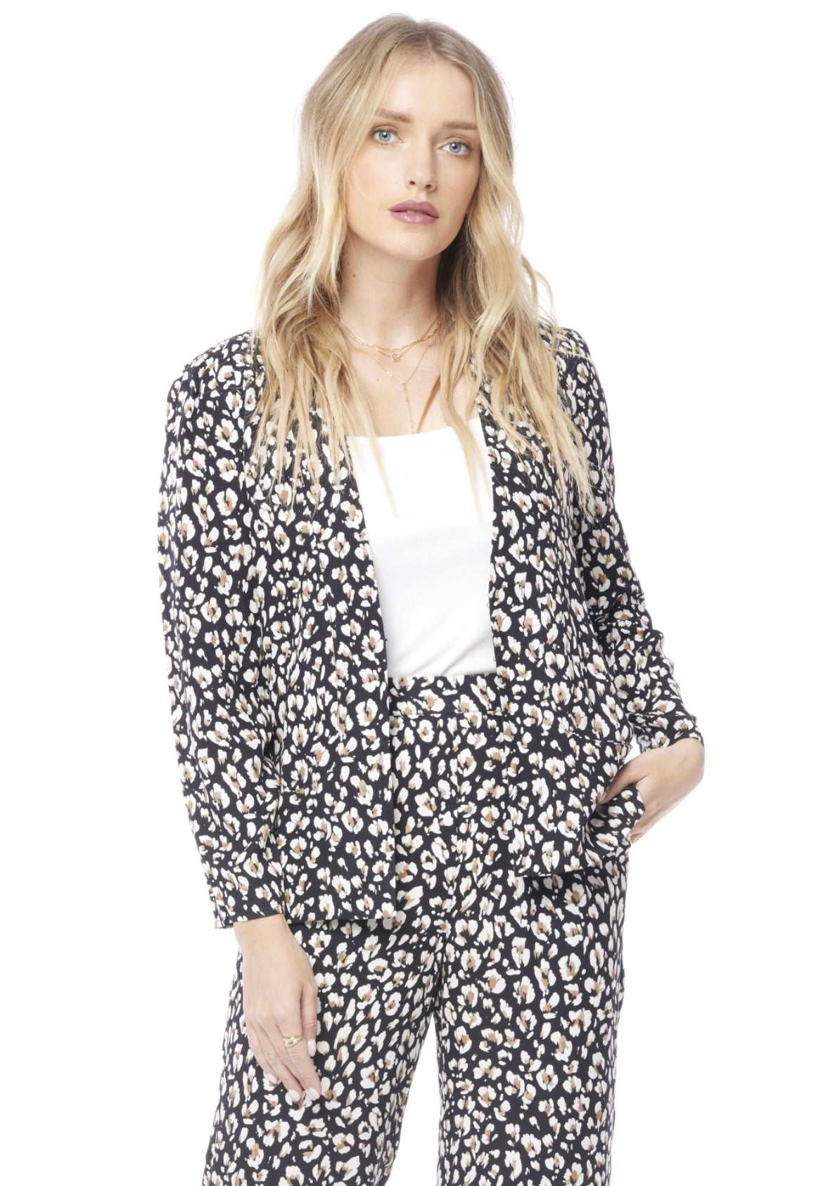 Tay Long Sleeve Blazer