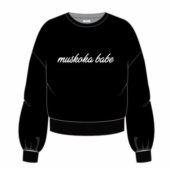 Muskoka Babe - Best Friend Crew - Brunette X Belle's Collaboration