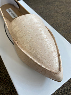 Feather Slip-on Shoes - SALE