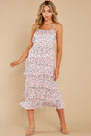 Heat Wave Midi Dress - SALE