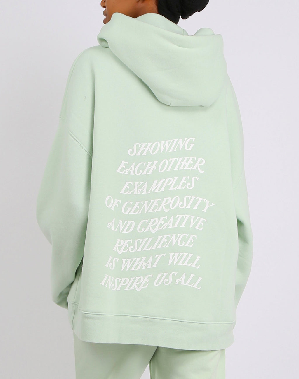 "The ""INSPIRE US"" Big Sister Hoodie 