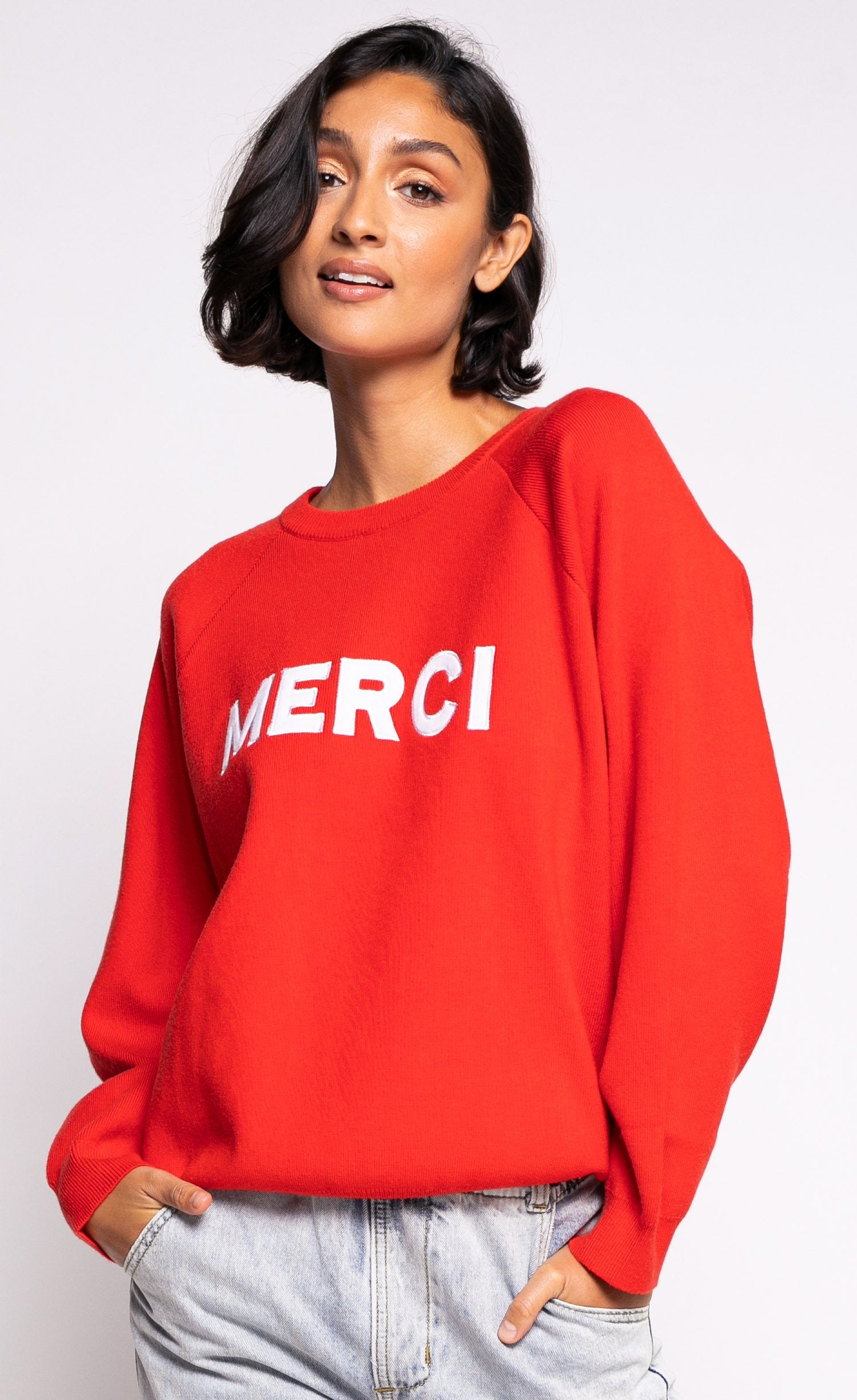 The Merci Sweater