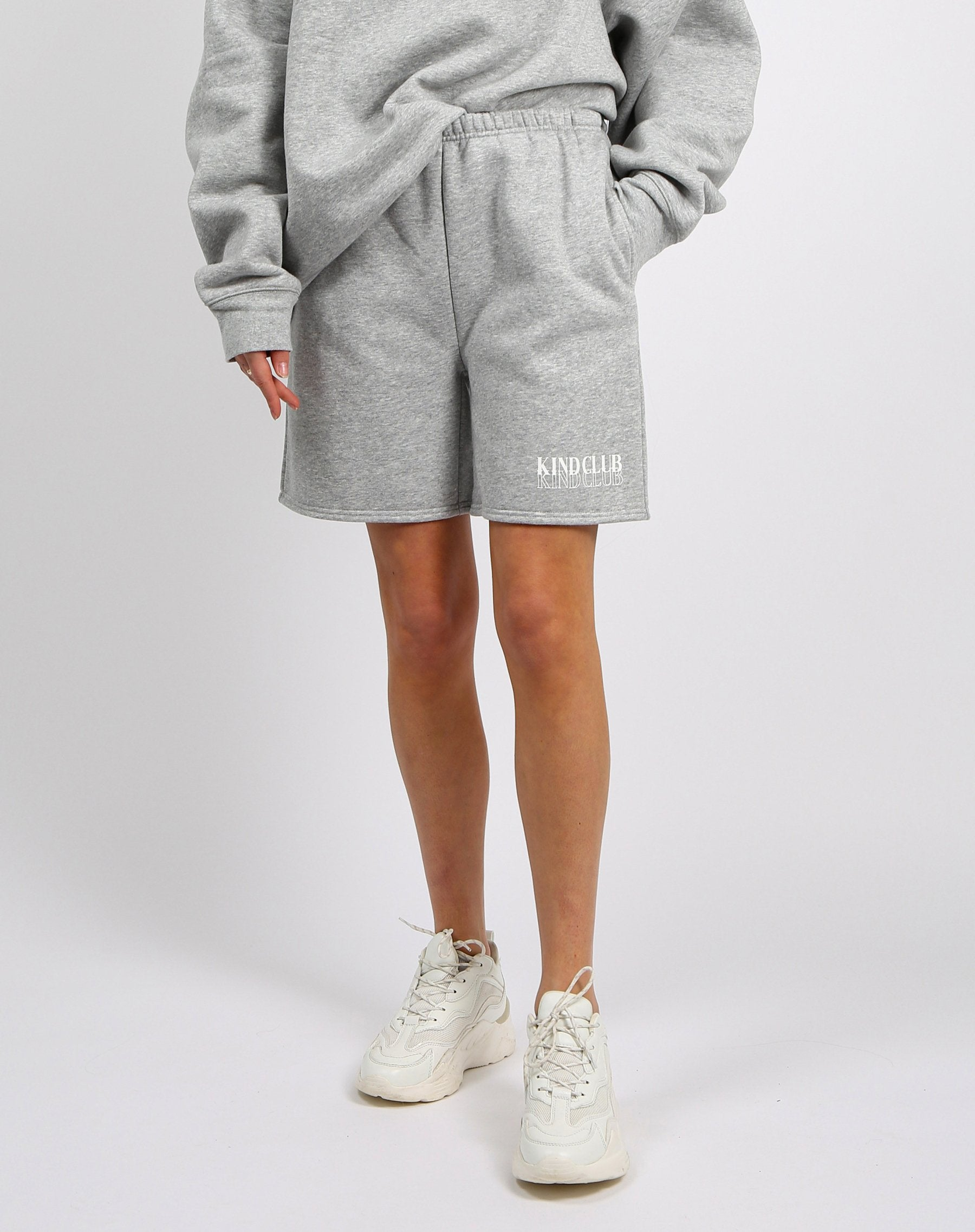 "The ""KIND CLUB"" Best Friend Shorts 