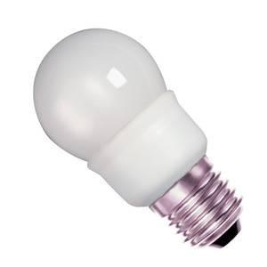 PLCG 7w 240v E27/ES Casell Lighting Warmwhite/830 Energy Saving Globe Light Bulb - 8000 Hours