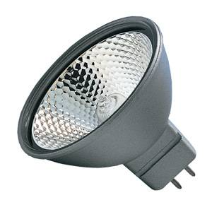 Casell M281-SB-CA - 12v 35w 50mm  36Deg Silver Back Closed