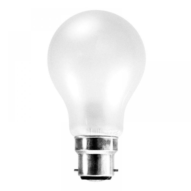 Low Voltage GLS 40w B22d/BC 12v Casell Lighting Pearl/Frosted Light Bulb