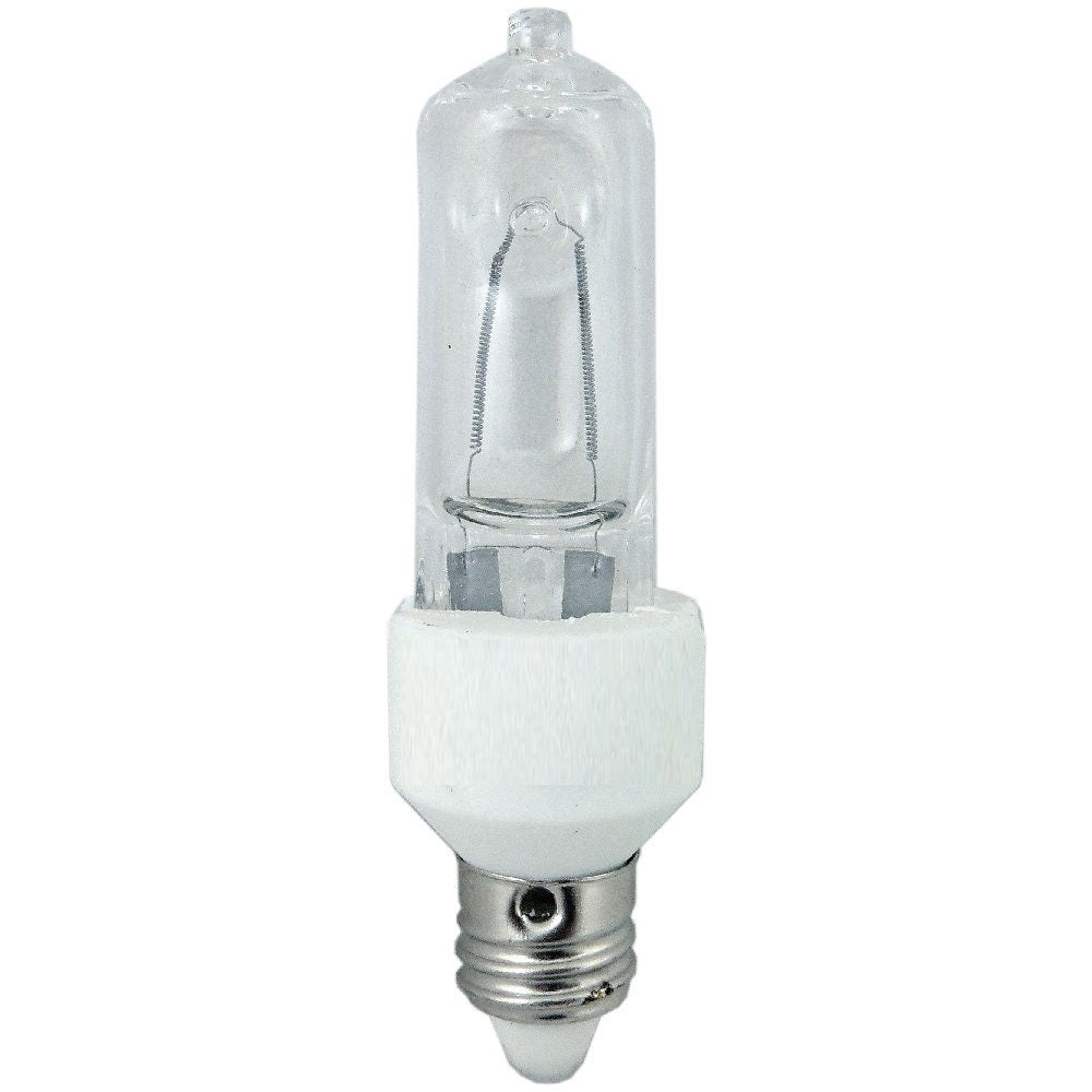 JD Low Voltage 100w 110v E11 Casell Lighting Clear Single Ended Halogen Light Bulb