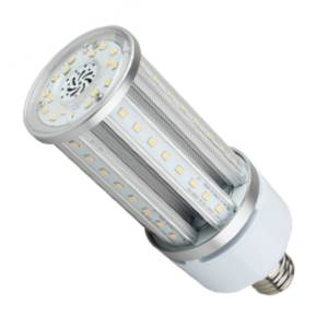Casell LC19ES-83W7-CA - 100-240v 19w E27 LED 3000k Corn Lamps 2565LM IP65 - CLW07-019WC-30K