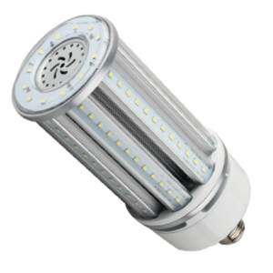 Casell LC36ES-86W7-CA - 100-240v 36w E27 LED 6500k Corn Lamps 5200LM IP65 - CLW07-036WC-65K