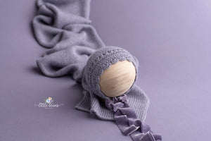 Dusty Lavender Backdrop or Wrap