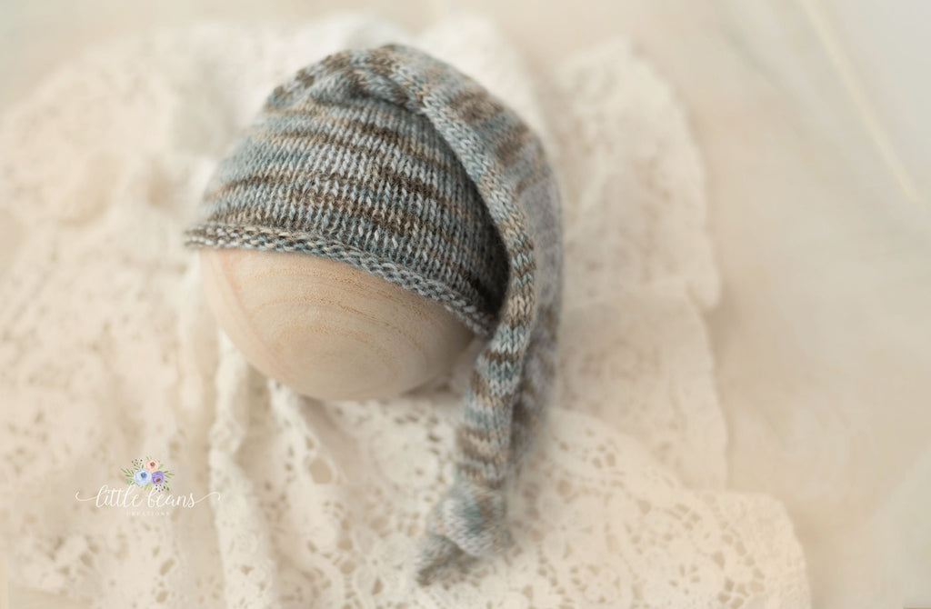 Newborn Sleepy Hat