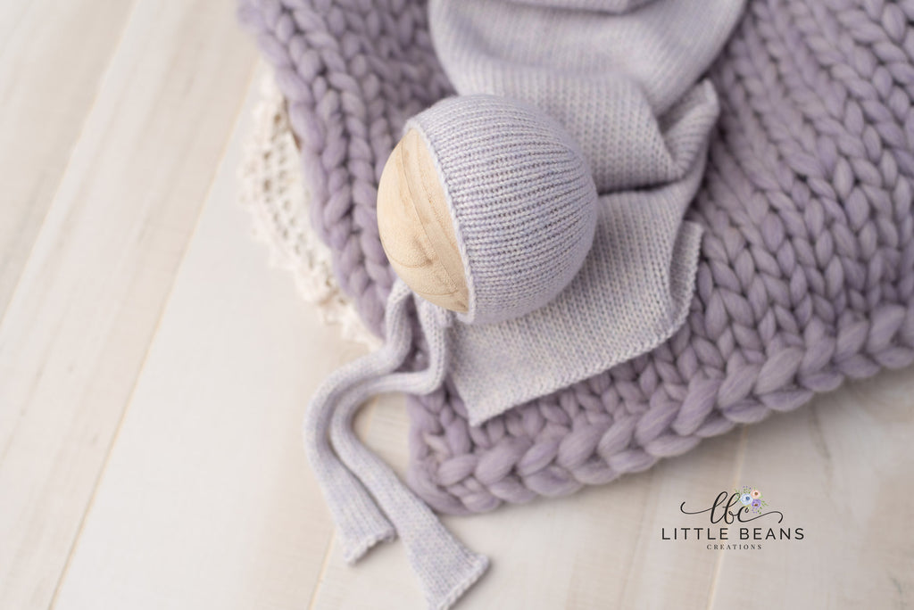 Amoris Collection in Pale Lavender