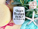 White Glitter Wine Tumbler Mock Up MockUp Image  - Sublimation Mock UP - Flat Lay Image - Flatlay - Styled Mock Up - 5/19