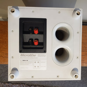 Boston Micro80w Passive Subwoofer