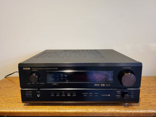Denon AVR-3300 AV Surround Receiver