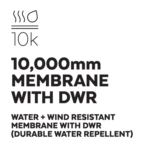10K With DWR