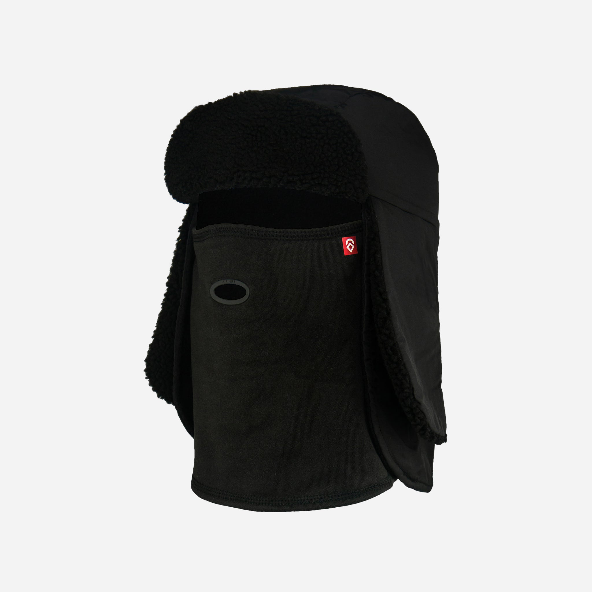 Trapper Tech Hat Polar Black