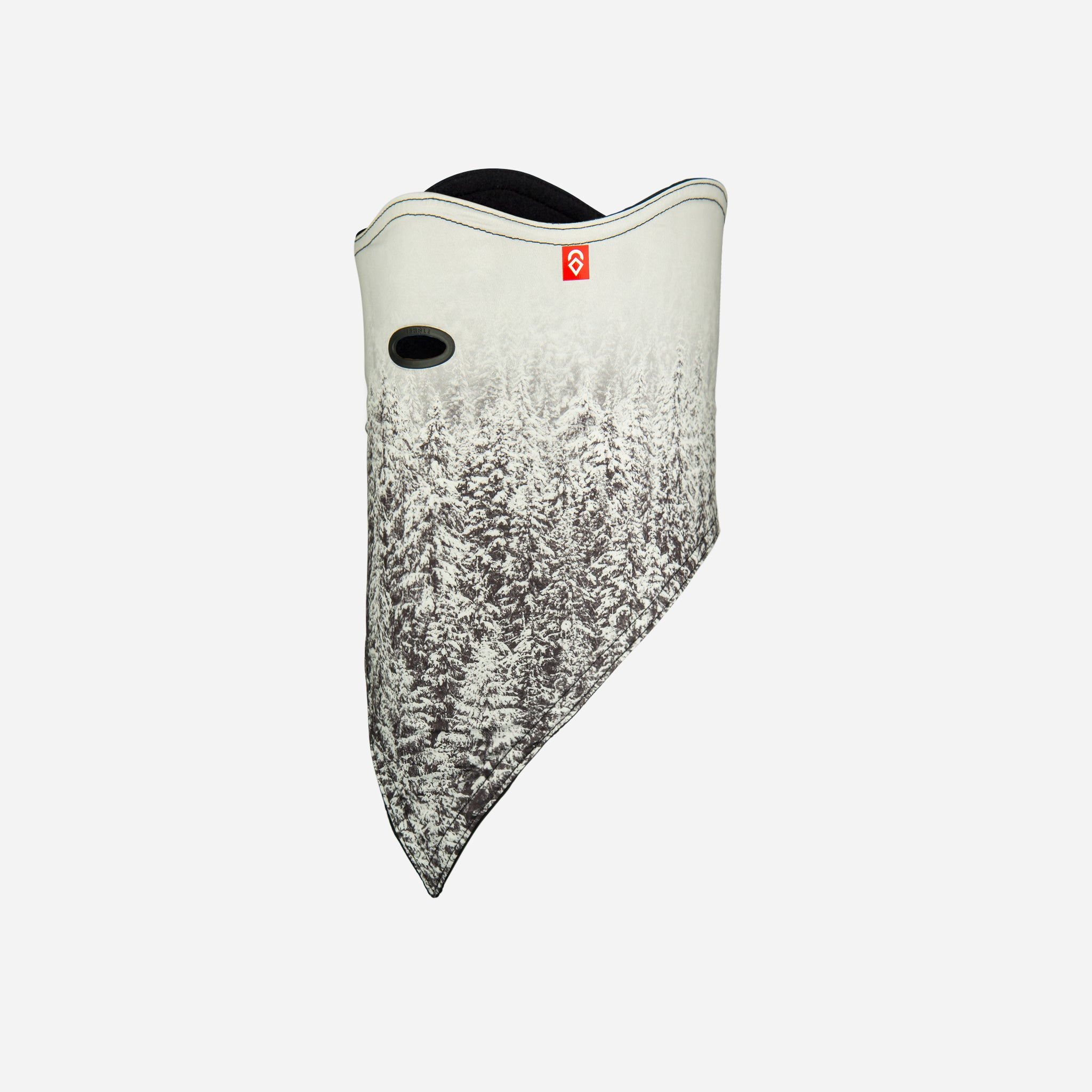 Facemask Standard 10K Softshell Snow Ghosts