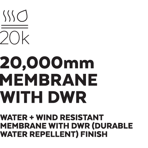 20K With DWR