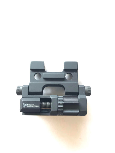 Bobro Engineering - M LOK Pivoting QD Flashlight Mount